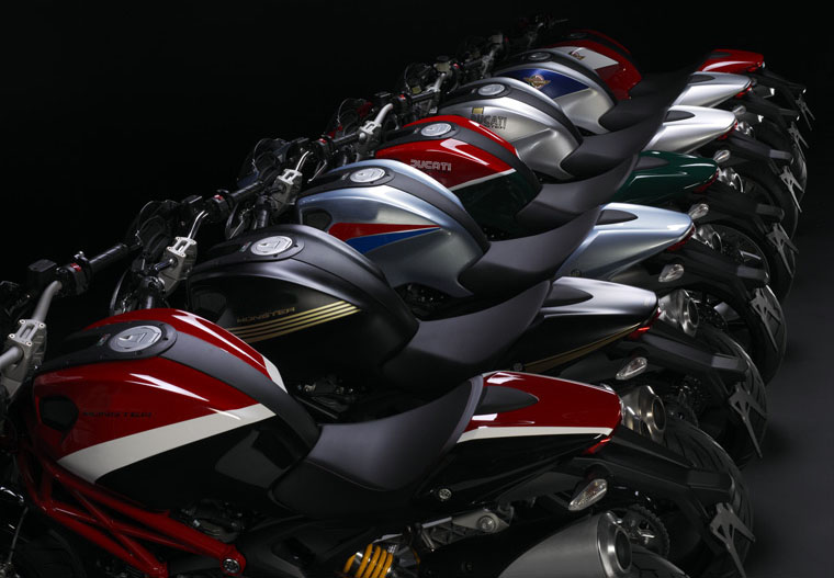 Plans to customize For Ducati 696 795 796 M1100 injection molding ABS Plastic motorcycle Fairing Kit Bodywork D57