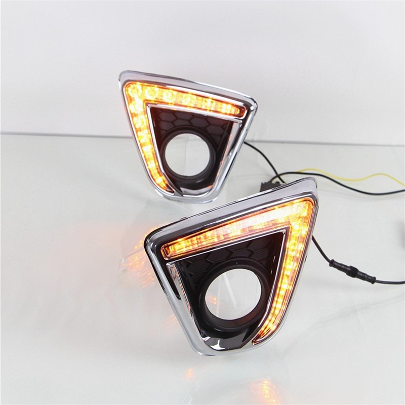 Car Flashing For Mazda CX 5 CX5 CX 5 2012 2015 Driving DRL Daytime Running Light