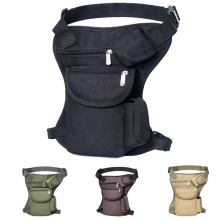 цены Outdoor Hunting Holster Tactical Drop Leg Bag Multifunction Panel Utility Waist Belt Pouch Nylon Bag