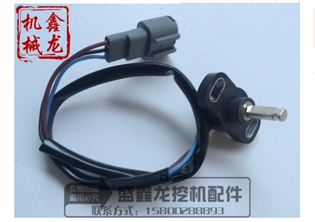 EX200-6 Excavator Throttle Motor Cable Wire Harness