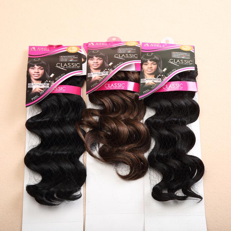 1pcfast Shipping Premium Quality Noble Classic Natural Deep Wave