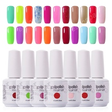 Professional Arte Clavo 220 Colors Choose Any 1 Color Lacquer Gel Varnish Soak Off UV Gel Nail Polish Color led Nail Gel Polish