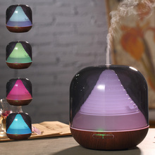 300ml High Quality Aromatherapy Essential oil Diffuser Air Purifier Ultrasonic Humidifier Home Aroma Diffuser LED Light Change
