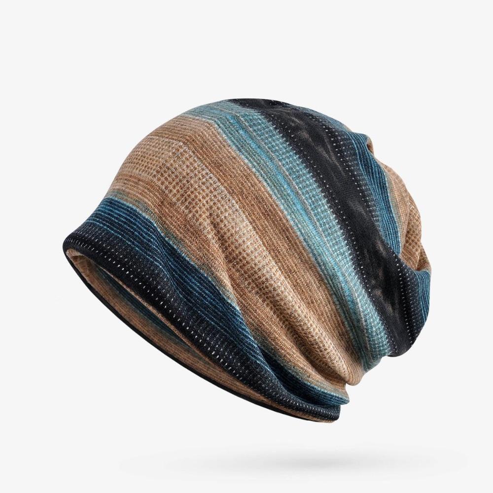 Autumn and winter Hat and Scarf For Men Women   Beanie   Knitted Cap Stocking Hat Female   Skullies     Beanies   Bonnet Gorros Bone for men