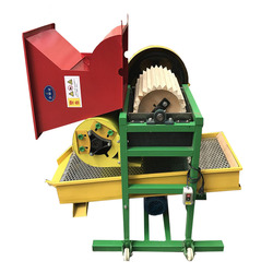 Wysokiej jakości orzeszków ziemnych z orzeszków ziemnych maszyna do ostrzału z