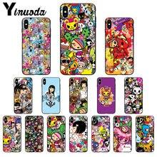 0da8b6cad3 Yinuoda Japan Tokidoki Customer High Quality Phone Case for iPhone X XS MAX  6 6s 7