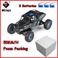WLtoys супер мощный Радиоуправляемый автомобиль 12428 B 1:12 2,4G 4WD 50 км/ч Электрический пульт дистанционного управления для скалолазания внедорожн...