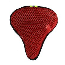 Breathable Insulation Cycle Seat Cushion Bike Bicycle Saddle Covers Soft For Bicycle Accessories(China)