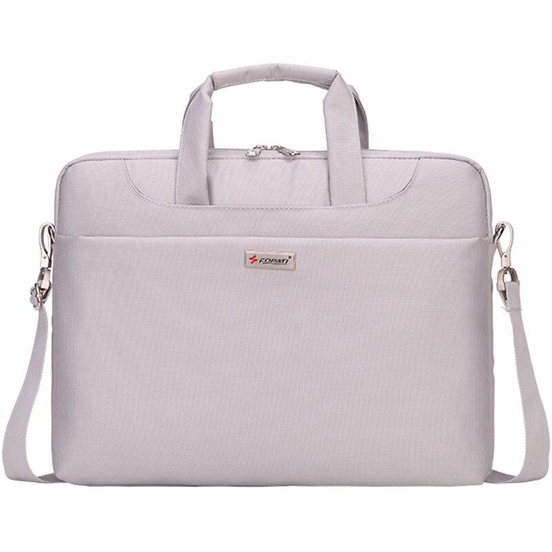 12 13 14 15.6 inch Notebook Computer Laptop Sleeve Bag for Lenovo Asus Apple Laptop Cover Case Briefcase Shoulder Messenger Bag