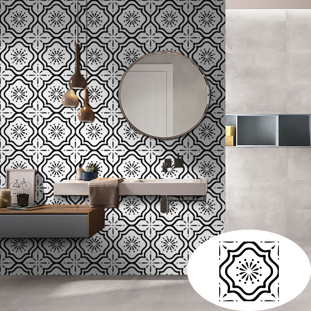 Sticker Bathroom Wall Tile Stickers