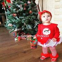 1 St Girl Bodysuits Baby Baptism Dresses Birthday Girls Romper Dress Kids Clothing Tutu Long Sleeve