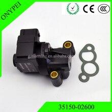 35150-02600 клапан управления холостого хода для hyundai Amica Atos Getz Kia Picanto 3515002600 35150 02600