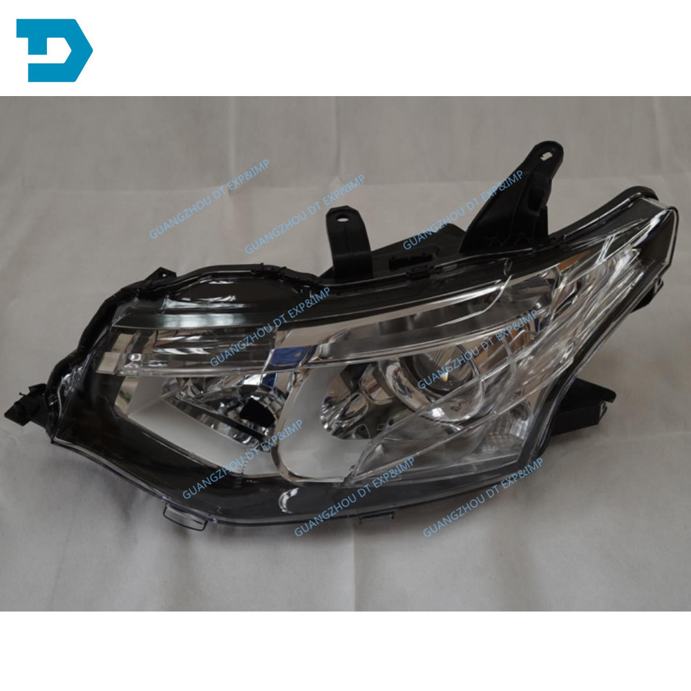 2013-2018 outlander hid headlight airtrek top option headlight without bulb no ballast  all other parts available the no–hysterectomy option