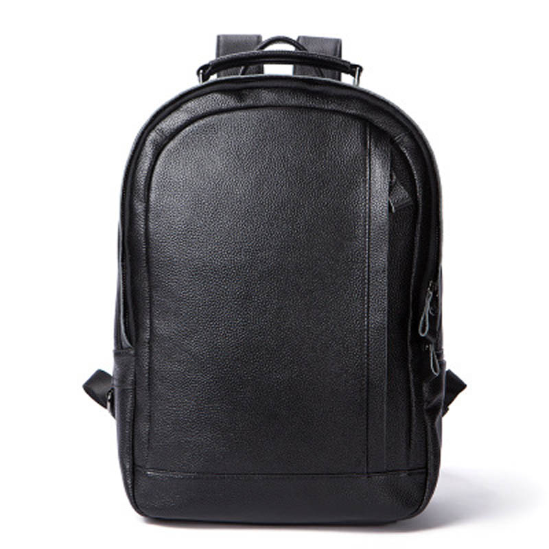 YISHEN Unisex Genuine Cowhide Leather Women's Men's Backpack Fashion School Bags For Boys Girls Casual Travel Backpack MLT7911 yishen fashion vintage genuine leather men backpack bucket bags male casual travel backpack school shoulder bag for boys mlt8387