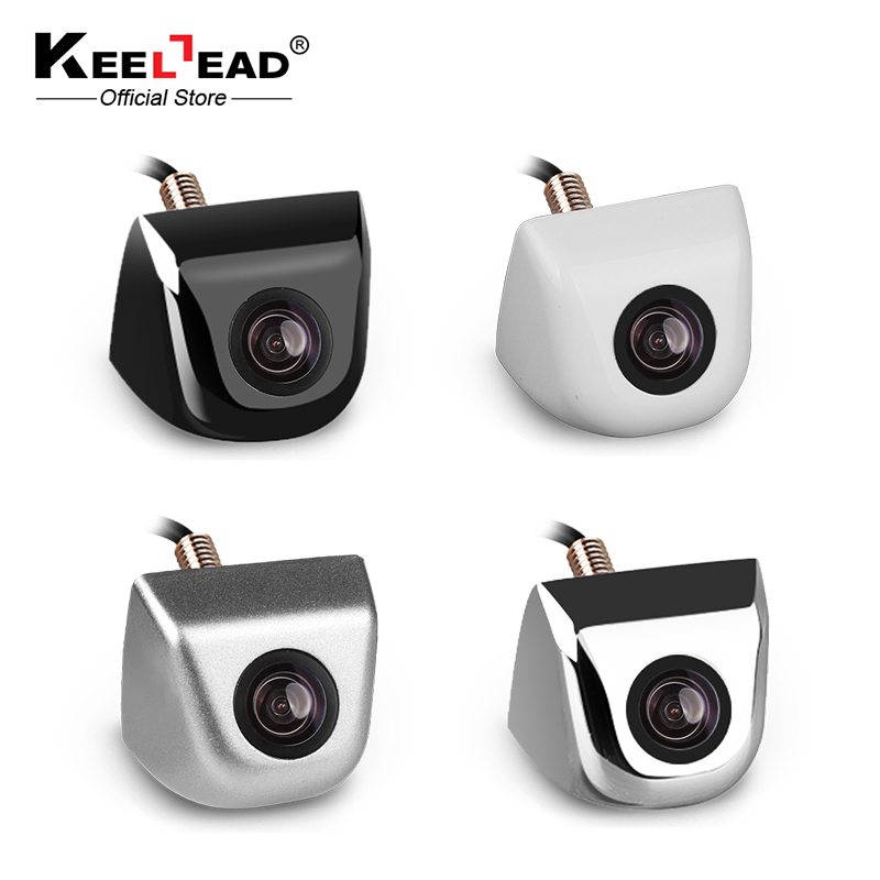 KEELEAD Car Rear View Camera Metal body Car Rearview Camera Car Park Monitor 170 Degree Mini Car Parking  Reverse Backup Camera