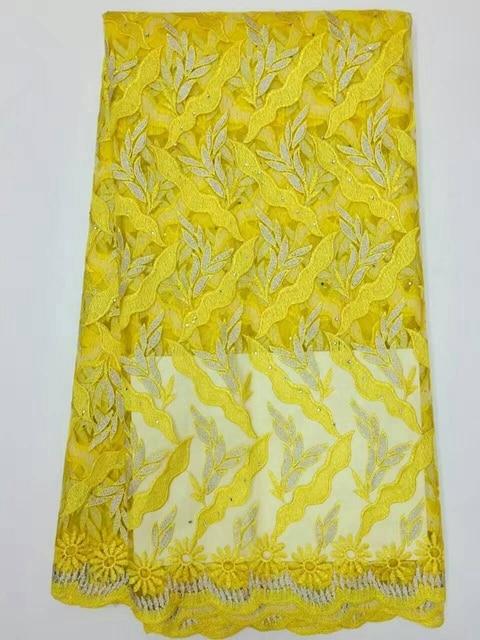2016 새로운 자수 디자인 아프리카 그물 레이스 원단 화이트 메쉬 얇은 명주 그물 레이스, 나이지리아 프랑스어 Guipure 코드 레이스