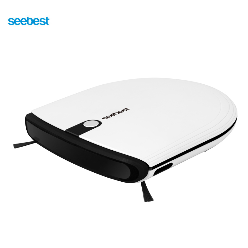 все цены на Seebest MOMO 3.0 Super Slim Robotic Vacuum Cleaner with 6.3cm Height E620 онлайн