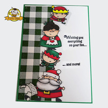 2019 New Arrival Christmas Dies Metal Cutting 2018 TStamps And DIY Scrapbooking Stencil Paper Crafts Card Making