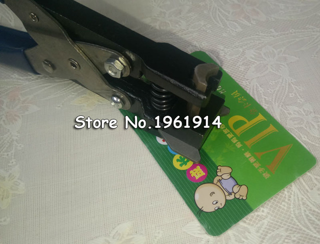Free shipping radius hand held id business criedit pvc paper card free shipping radius hand held id business criedit pvc paper card corner rounder punch cutter pliers colourmoves