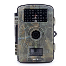 Free shipping!RD1001 720P Wildlife Hunting Camera Infrared Video Trail 12MP Camera Black 940nm 42 Led