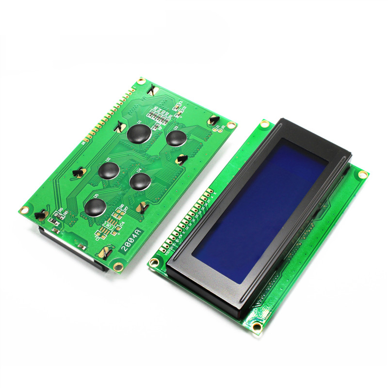 LCD Board 2004 20*4 LCD 20X4 5V Blue screen LCD2004 display LCD module LCD 2004 for arduino
