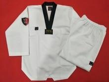 Mooto taekwondo allenatori doboks Kukkiwon adulto allenatori uniforme insegnante doboks Taekwondo Standard Internazionale di formazione vestiti