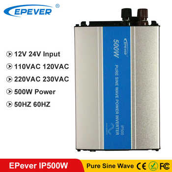 EPever IP500 500W Solar Inverter 12VDC 24VDC Input 110VAC 120VAC 220VAC 230VAC Output 50HZ 60HZ Pure Sine Wave Inverters - DISCOUNT ITEM  0% OFF All Category