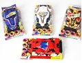 1PC/LOT  colour  is randomly choose from 4 ,4WD brother series car toy,price not include  battery