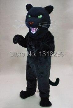 Mascotte Pantera Pantera costume della mascotte fancy dress fancy costume cosplay a tema mascotte costume di carnevale kit