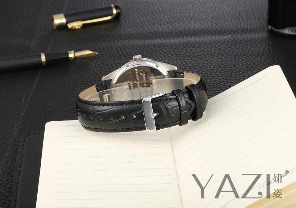 personalizado relógio exclusivo para homem e mulher