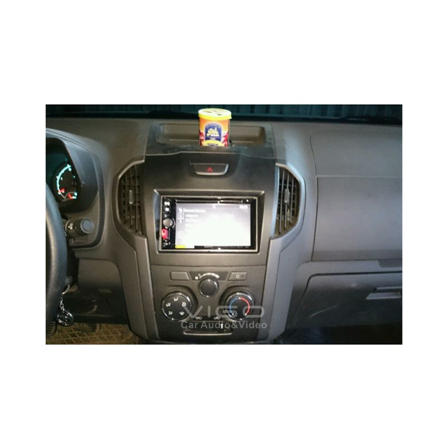 Car Radio Fascia For Chevrolet Trailblazer Isuzu D Max Holden
