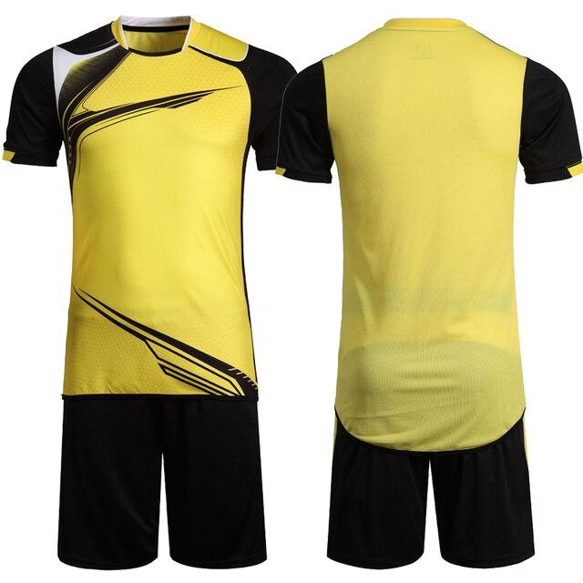 De calidad superior de camisetas de fútbol de los hombres del equipo de fútbol  uniforme Survetement e44e90308726a