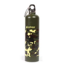 750 ml Outdoor Hiking Camping Sport Bike Bicycle Water Bottle drinking water bottles, Aluminum Alloy MTB