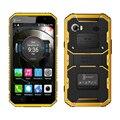 """Kenxinda W9 IP68 водонепроницаемый смартфон 4 Г LTE android 5.1 окта основные 2 Г + 16 Г dual SIM двойной камера 6.0 """"прочный мобильный телефон P029"""