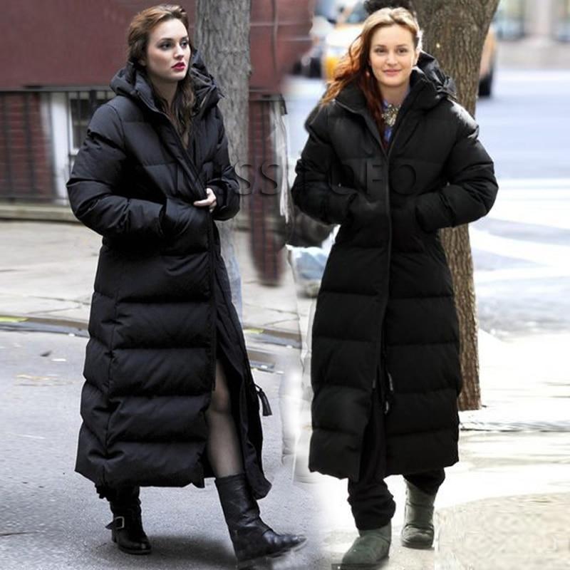 Long Coat Down Filled | Fashion Women's Coat 2017