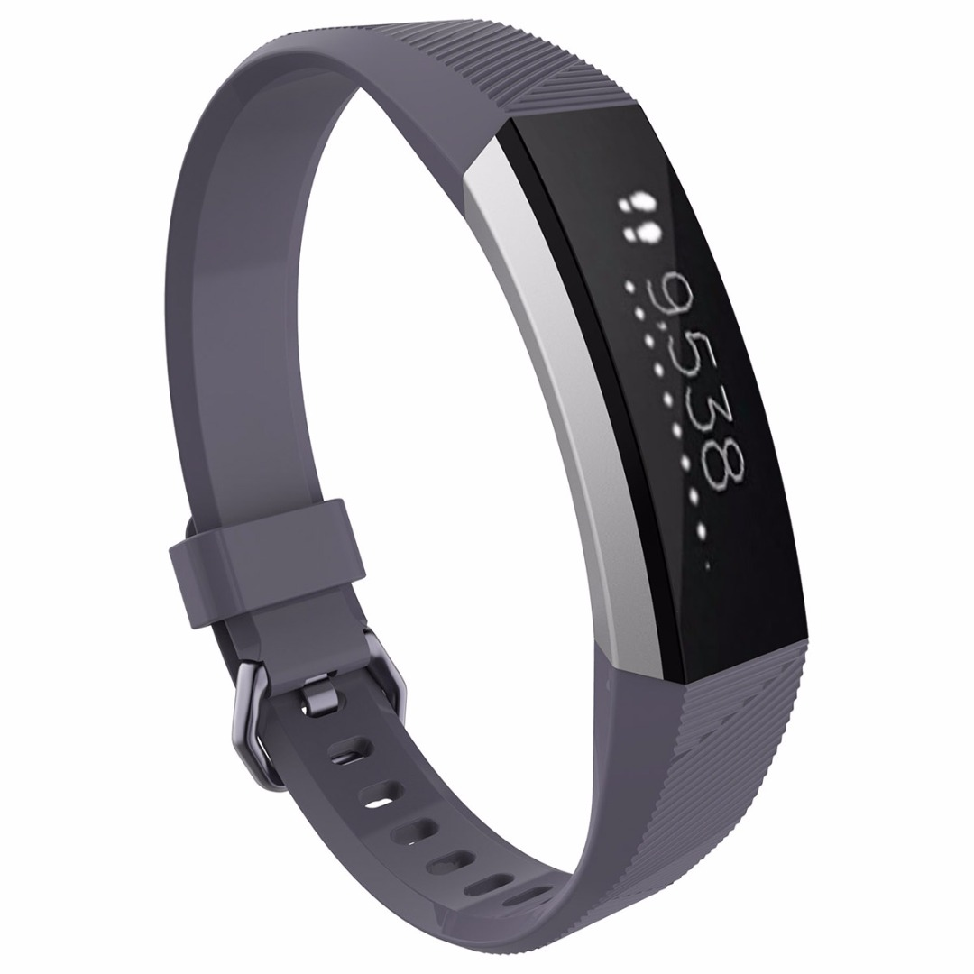 US $2 7 40% OFF|Wristband Wrist Strap Sport Bracelet Belt Replacement  Fitness Smartband Bracelet For Fitbit Alta HR Band Strap Watch-in Wrist  Support