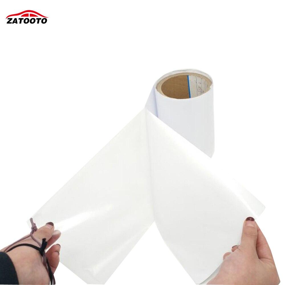 30CM 5M Rhino Skin Anti Scratch Car Bumper Hood Paint Protection Film Vinyl Clear High Strength