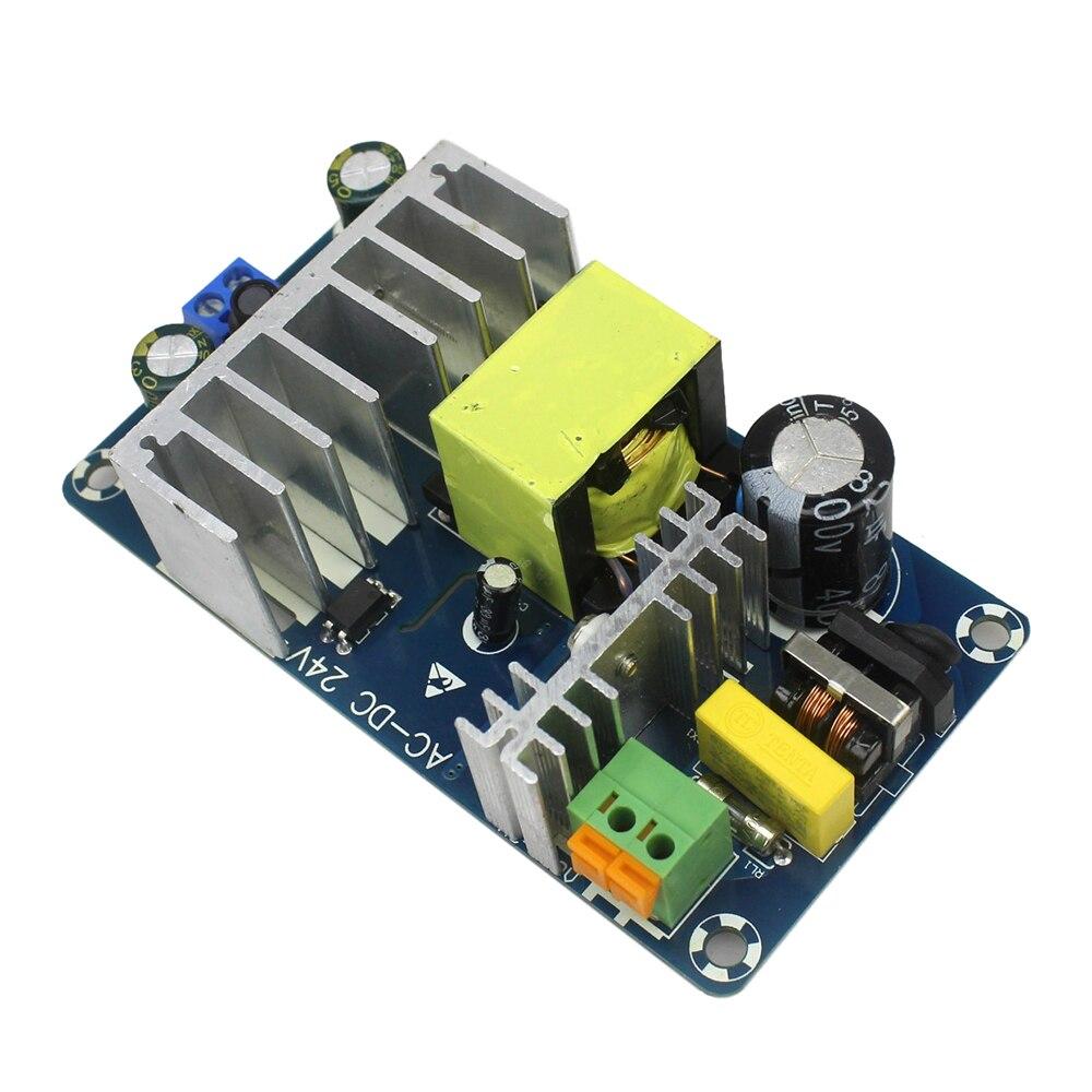 24V 6A DC Power Supply Module AC 100-240V to DC 24V 4A 6A Switching Power Supply Board AC-DC24V 6A DC Power Supply Module AC 100-240V to DC 24V 4A 6A Switching Power Supply Board AC-DC