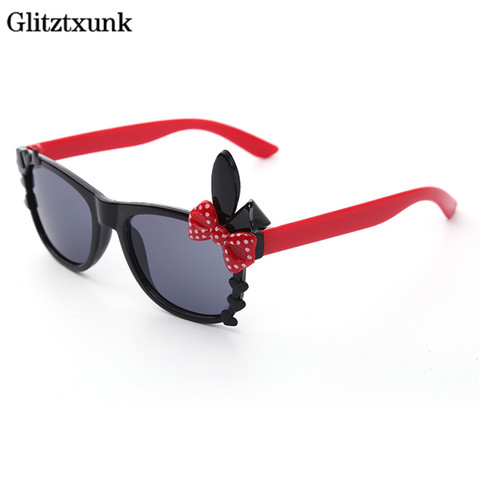 Glitztxunk2018 New Cat Eye Children Sunglasses Sports Boys Girls Babys Sunglasses Kids Sunglasses UV400 Anti-UV Fashion Eyewear Lahore