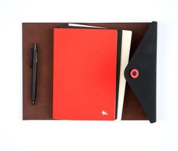 ZAMX Business Style Planner Briefpapierbenodigdheden Reisserie, - Notitieblokken en schrijfblokken bedrukken - Foto 2
