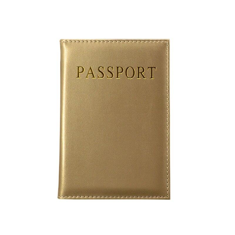 Heta söta Passport Cover Kvinnor Ryssland Pink Passport Holder USA - Plånböcker - Foto 3
