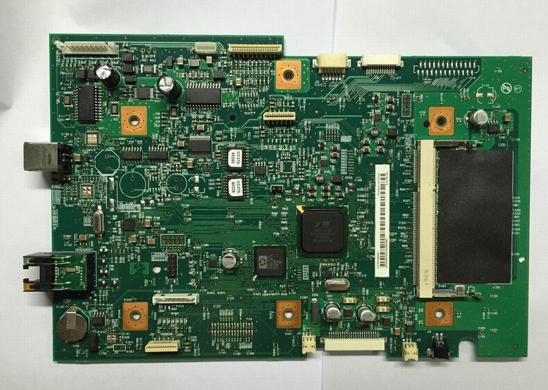 CC370-60001 Fit For HP Printers LaserJet M2727nf Formatter Board Main Logic Board