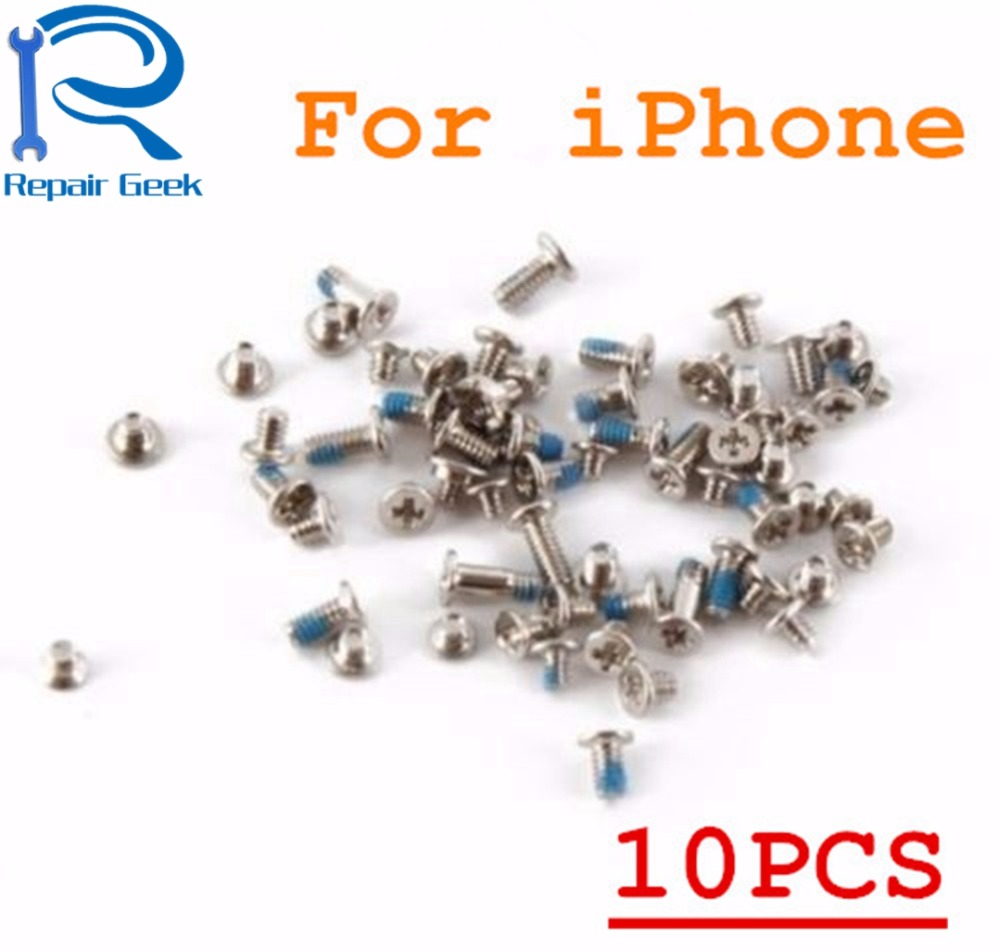 Full-Screws-Set Replacement-Parts iPhone 5 for 5S 6 6s/4.7''/6/6s-plus with 2-Bottom