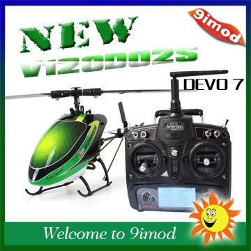 ФОТО new arrival!!! walkera  new v120d02s with devo 7 outrunner brushless motor  6-axis rc mini 3d helicopter