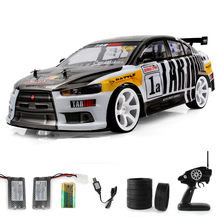 1:10 RC 70km/h Remote Control Car 4WD High Power LED Headlight Radio Machine Racing Truck Toys for Children 2019 NEW 6.19(China)