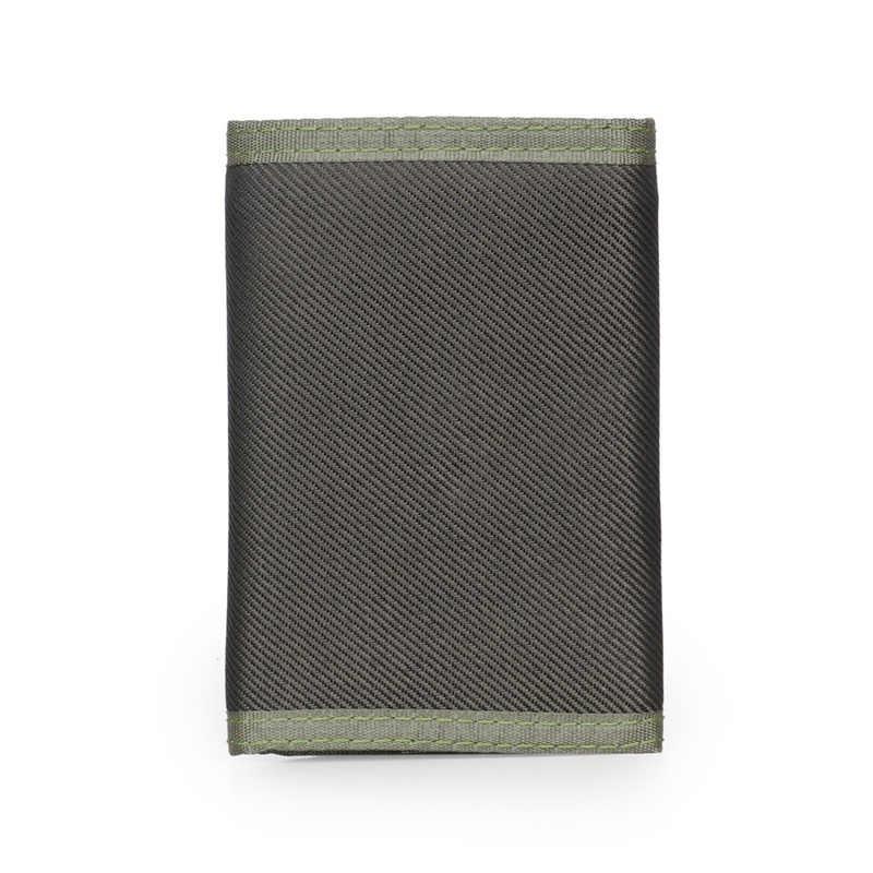 Bisi Goro 2019 брендовый мужской и женский кошелек Короткие Кошельки холщовый кошелек для карт тонкий кошелек для мужчин кошельки модный дизайн