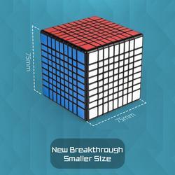 RCtown MOYU MF9 9x9 Magico Cubo Di Puzzle Per Bambini di Età Giocattolo Educativo Regalo di Festa di Compleanno