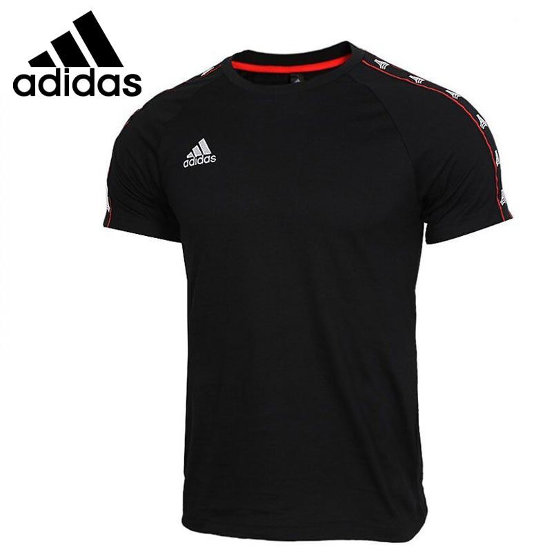 músculo India restante  Original New Arrival Adidas TAN TAPE TEE Men's T shirts short sleeve  Sportswear|Running T-Shirts| - AliExpress