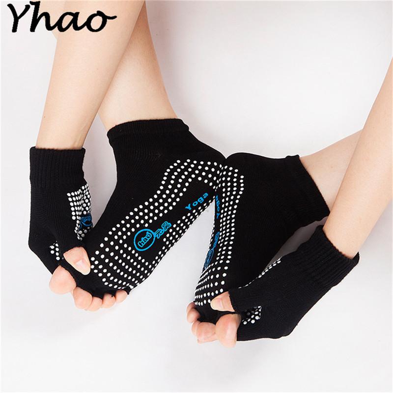 HTB1FZ1EbL6H8KJjSspmq6z2WXXaq - Non Slip Toe Socks & Gloves Set For Pilates and Yoga