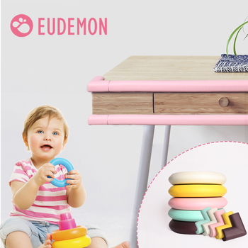 2M Baby Safety Corner Protector Children Protection Furniture Corners Angle Protection Child Safety Table Corner Protector Tape [haotian vegetarian] five bread corner decoration gusset copper horn corners htg 099